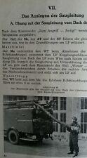 Feuerwehr DDR Foto Oldtimer Technik 1957 Heft TLF H3a LF8 15 Fahrzeug Ausrüstung
