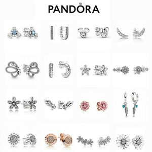 New Genuine PANDORA Earrings S925 ALE