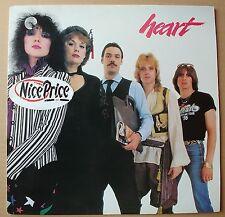 Heart lp vinyl live compilation Richard Marx Chicago Journey The runaways rock