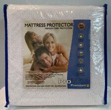 NIP Queen ProTEX Mattress Protector Premium Cotton Terry Breathable & Waterproof