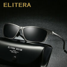 ELITERA Mens Polarized Lens Sunglasses Fashion Shades Outdoor Sport Driving New