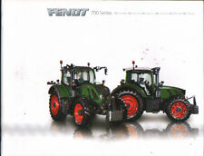 "Fendt 714, 716, 718, 720, 722 and 724, ""700 Series"" American Tractor Brochure"
