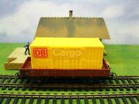 20 Fuß Container See Container, Frachtcontainer Güterwagen Ladegut H0 1:87 #2