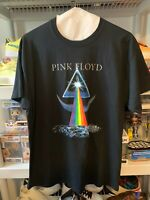 New PINK FLOYD Dark Side Invasion T Shirt Size X-Large