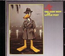 CD (NEU!) . LITTLE FEAT - As time goes by (Best of Willin Dixie Chicken mkmbh