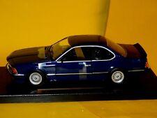 BMW 635 CSi Coupe BLUE ANSON 30404 1:18