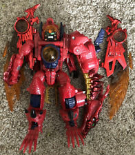 Transformers Beast Wars Transmetal 2 Dragon Megatron - For Parts/incomplete
