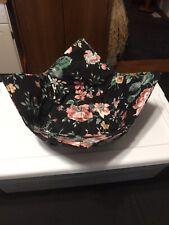 Fabric Microwave bowl holder, buddy, warmer, cozy