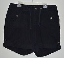 Venezia Women's Black Shorts Size: 16