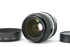 [Appearance MINT] Nikon Ai-s Nikkor 35mm F/2 Wide Angle MF Lens From JAPAN C45