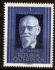 Österreich 927 **, 30 Jahre Republik Österreich-Karl Renner