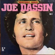 Joe Dassin - Enregistrements Originaux Vol. 1 - Vinyl LP 33T