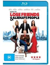 How To Lose Friends And Alienate People (Blu-ray, 2009)