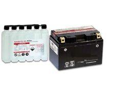 Batterie Moto Scooter YTX9-BS CTX9-BS GTX9-BS 12V 8Ah Livré avec acide