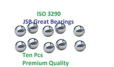 "(10) 1/2"" Bearing balls G10 bicycle ball ½ inch premium precision slingshot ammo"