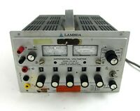 Lambda Differential Voltmeter Model LSDM5 0-120 VDC