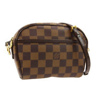 LOUIS VUITTON POCHETTE IPANEMA SHOULDER BUM BAG VI1192 DAMIER N51296 A52849