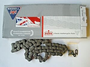 1/2 x 5/16 428 x 67 Links. PRIMARY Drive CHAIN Elite Wassell Suit AJS Velocette