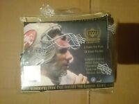 1999 Upper Deck Century Legends Football Sealed Hobby Box  Bonus Three Packs