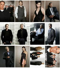 24 postcards of films TV NCIS SANCTUARY Naval Criminal Investigative Service NEW