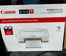 Canon PIXMA MG2522 All-In-One Color Inkjet Printer NEW-Same Day Ship