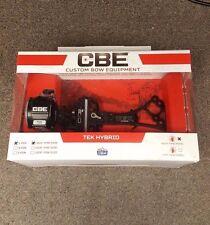 "CBE Tek-Hybrid Right Hand Bow Sight Single Pin Housing, .010"" Size - Green"