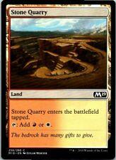 Stone Quarry Magic The Gathering 2019 Core Card Mint X1