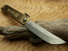 "Folding knife Higo Knife ""Higonokami"" Japanese sword type / Blade75 mm KATANA"