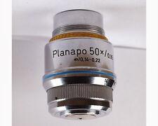 Zeiss Planapo 50x /.95 Collar APO Infinity Axiomat Microscope Objective