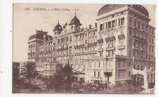 Cannes Hotel Gallia Vintage Postcard 205a