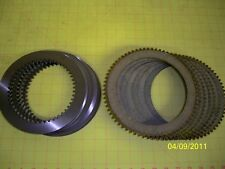 NEW HITACHI DX40 OR DX45 STEERING CLUTCH SET, DOZER PARTS