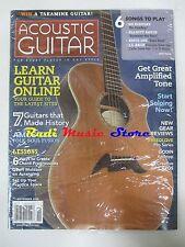 ACOUSTIC GUITAR Magazine SEALED Nov. 2008 Bo Diddley Elliott Smith  No cd dvd