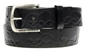 HDMBT10614 HARLEY DAVIDSON MUSCLE UP BELT  *NEW*
