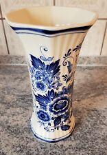 Rojal Delfts Blauw Vase, Handwerk