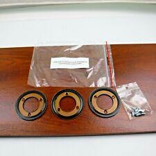 Kawasaki H2 Oil receiver crankshaft 13045-008 (3 pcs) + screws 92012-001(9 pcs)