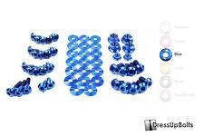 Dress Up Bolts for 93-98 Skyline R33 Blue Ti Titanium Engine Bay Kit