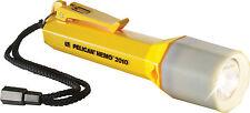 Pelican NEMO 2010 LED Underwater Flashlight - Yellow