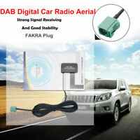 RADIO/STEREO GLASS WINDOW MOUNTED DAB AERIAL ARIEL ARIAL ANTENNA UK CAR DIGITAL