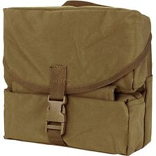 Condor MOLLE Tri-FOLD Out Medical Medic First Aid Response Gear Bag Coyote Brown