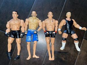 1995 & 2009 UFC Lot - JAKKS PACIFIC CHUCK LIDDELL