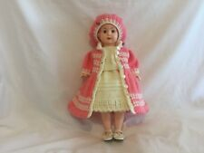 kader doll 15.5 inches with sleep eyes and good lashes, comes without stand