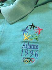 Rare 1996 ACOG shirt, Atlanta Olympics pre-games Centennial Olympics
