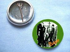 The Clash  25mm  Badge Punk Sex Pistols The Stranglers The Damned Buzzcocks