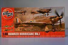 AIRFIX 1/48 HAWKER HURRICANE Mk.I FIGHTER AIRCRAFT