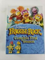 Fraggle Rock - The Complete First Season (DVD, 2005) Set Jim Henson's DVD