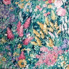 Garden of FLOWERS Fabric ~ FQ