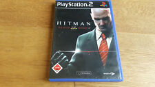 Hitman - Blood Money - usk18 - PS2 incl. orig. Box + Instructions