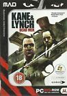 KANE & LYNCH DEAD MEN NUEVO PRECINTADO PC
