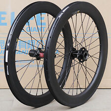"Carbon 20"" 451 Wheelset Lefty Hubs Disc Brake For Cannondale HOOLIGAN Minivelo"