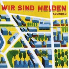 WIR SIND HELDEN / SOUNDSO - CD 2007 * NEU *